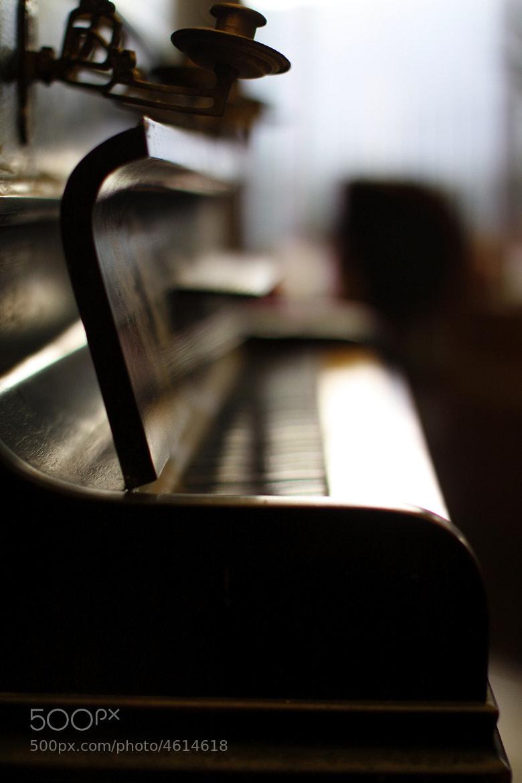 Photograph Piano by Oreste Di Caterino on 500px
