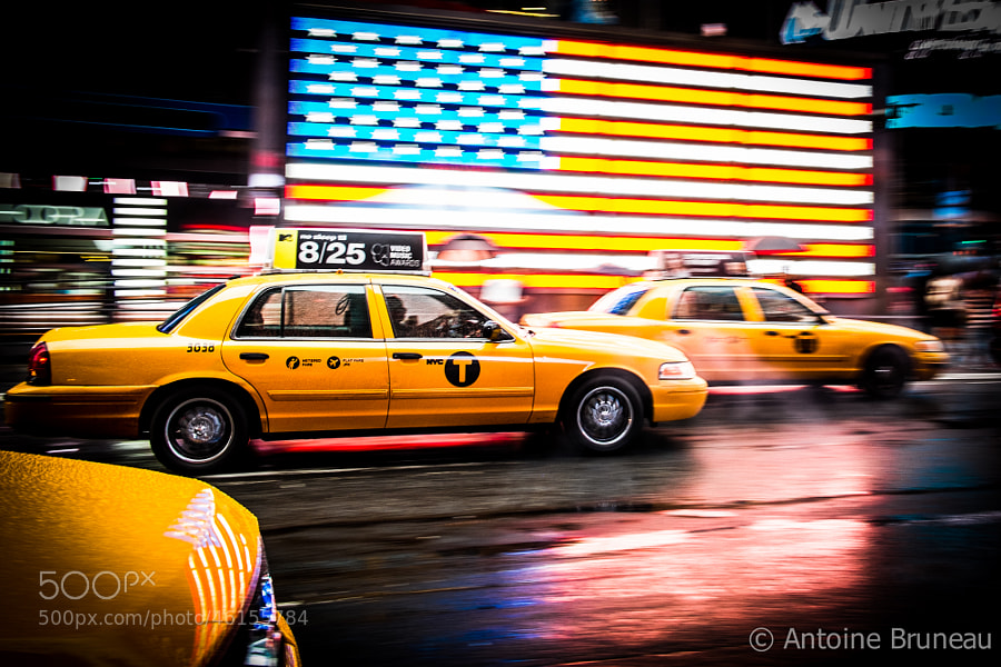Taxicabs of America