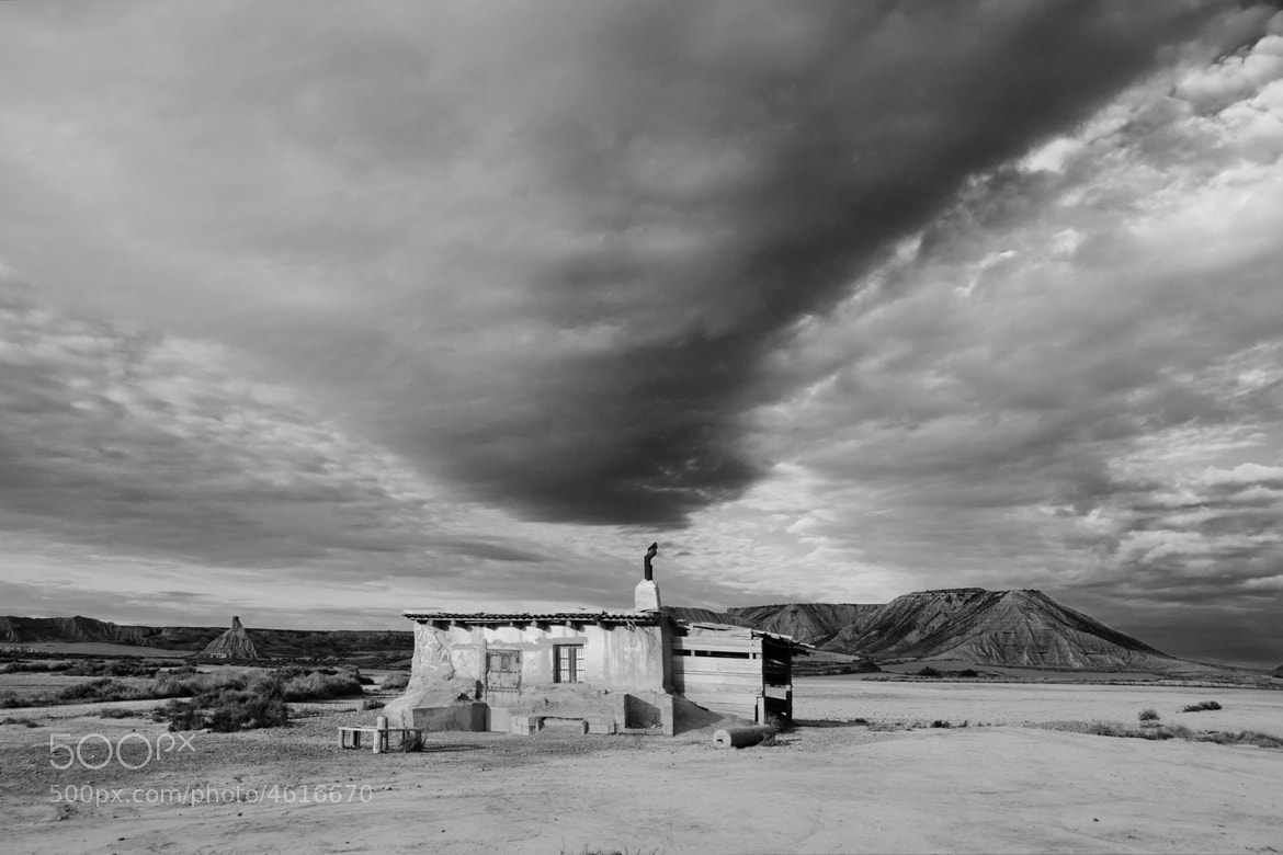 Photograph Las Bardenas by Juan Antonio Santana on 500px
