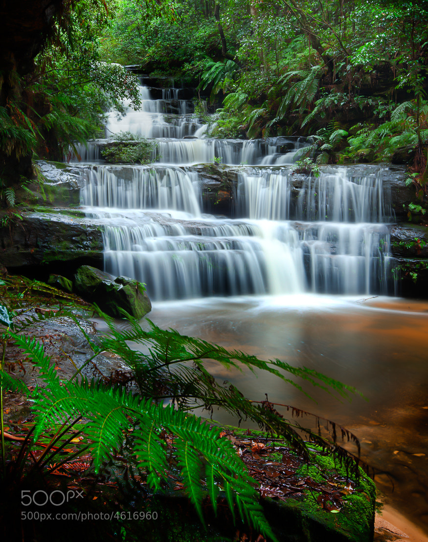 Photograph Terrace Falls II by Jimmy - on 500px