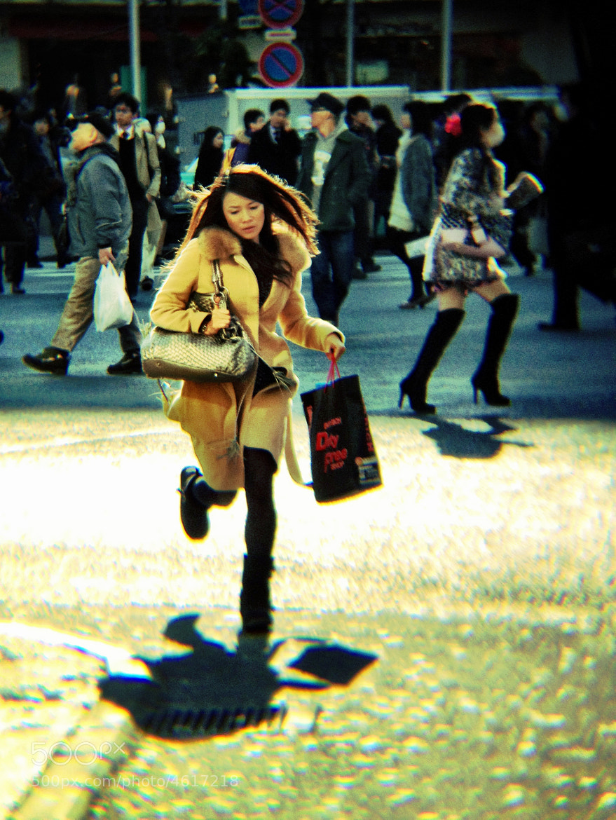 Photograph Shopping in Shibuya by Scott Meinzer on 500px