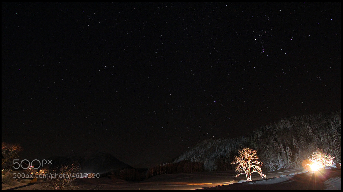 Photograph starry by Mex Brunner on 500px