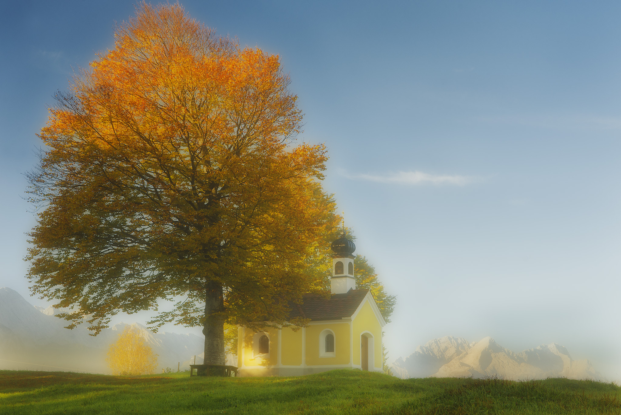 Photograph Bavarian Chapel by Andrew Smith on 500px