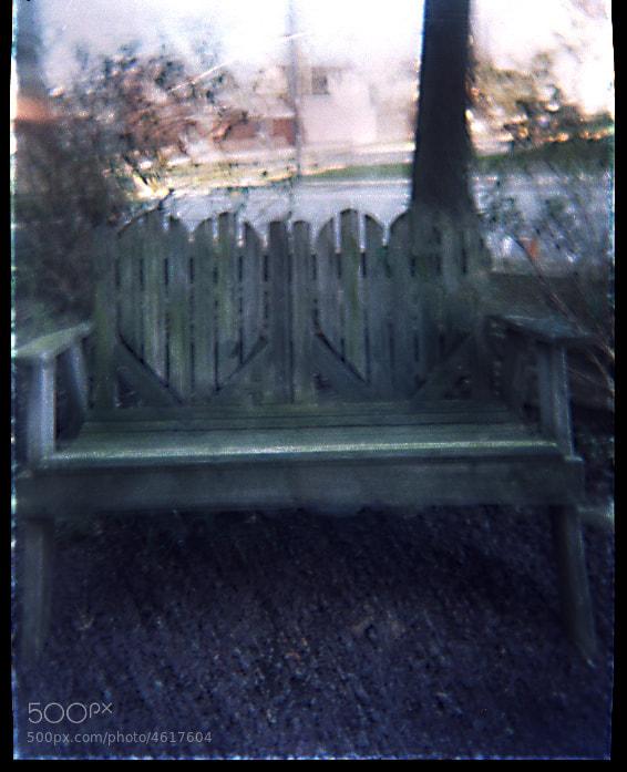 Photograph Bench by Jack Barnosky on 500px