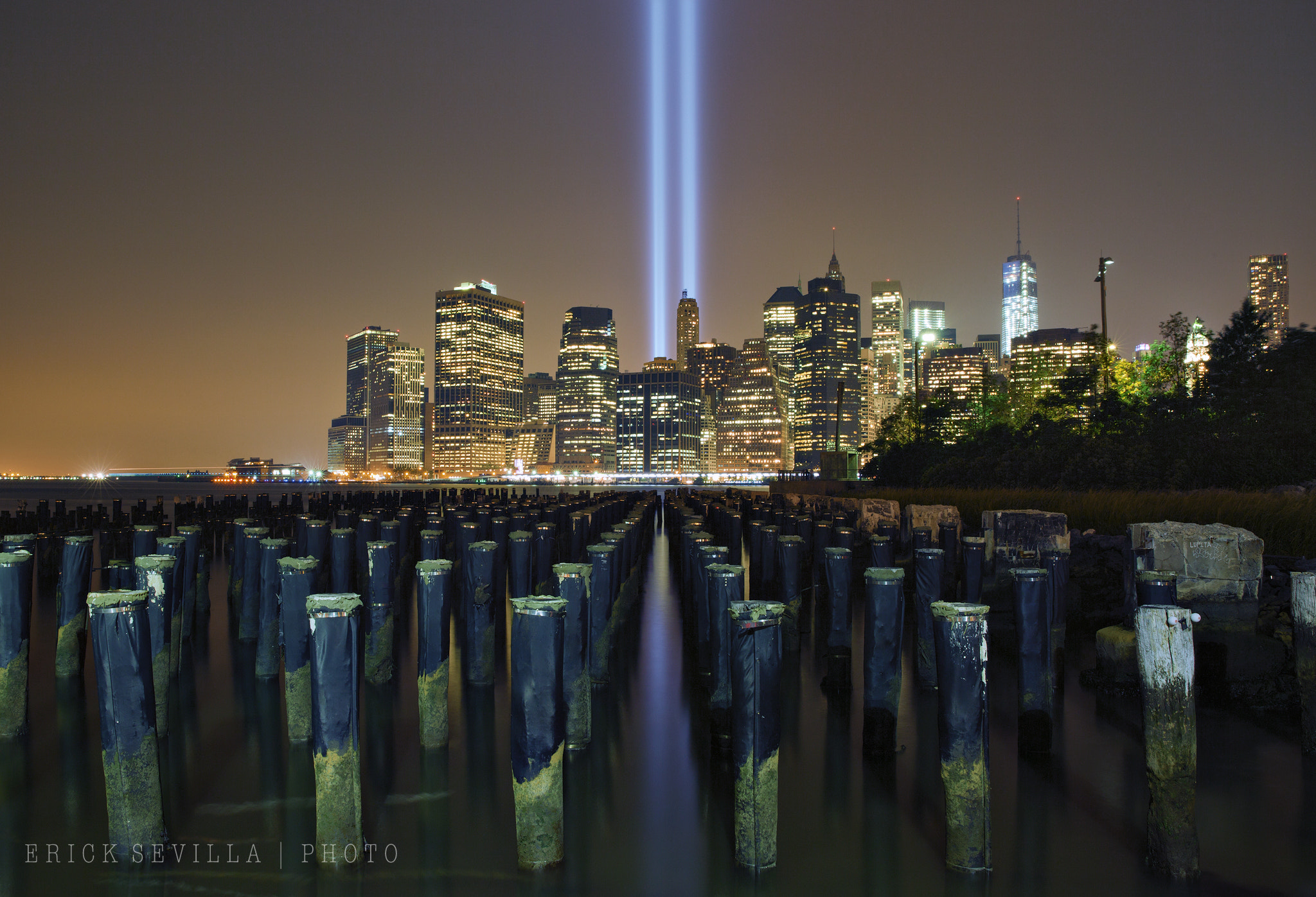 Photograph Viewed from Brooklyn by Erick Sevilla on 500px