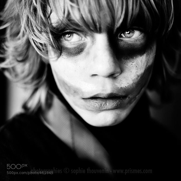 Photograph the joker by sophie thouvenin on 500px