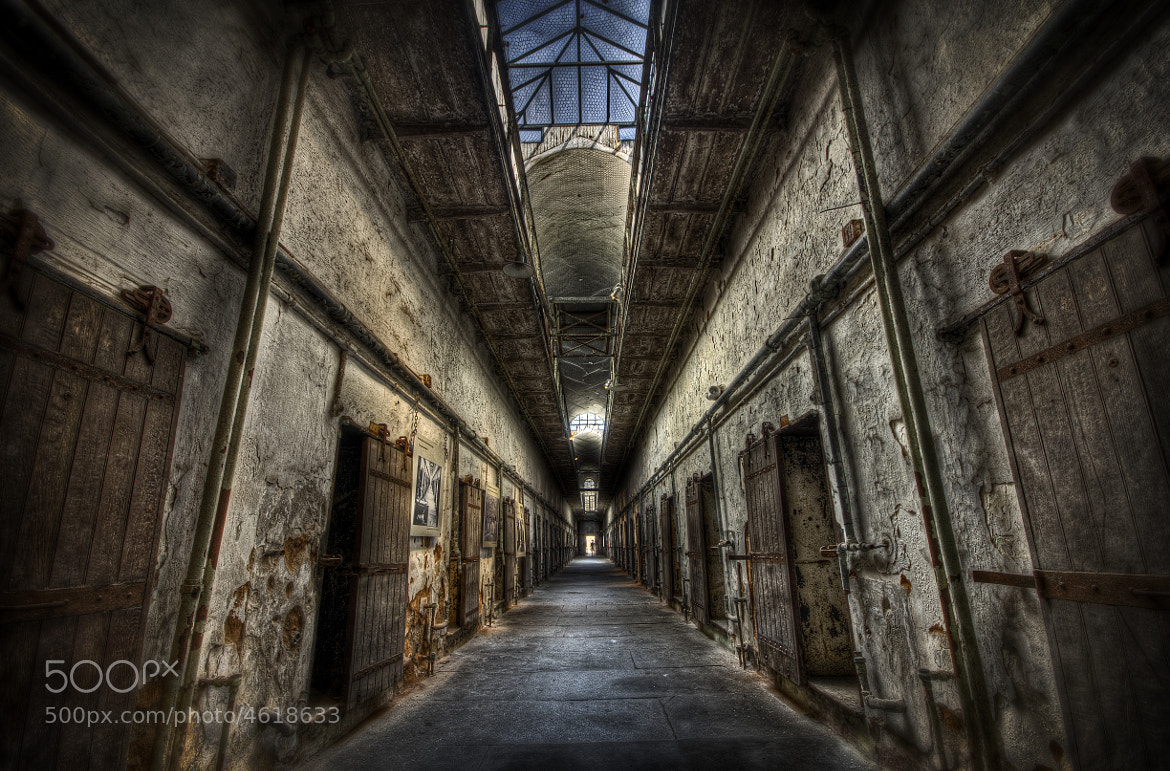 Photograph The Cell Block by Frank Grace on 500px