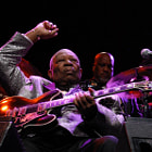 Постер, плакат: BB King @ Circo Price