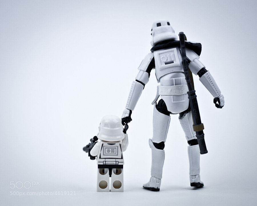 Photograph Father and Son by Christian Cantrell on 500px