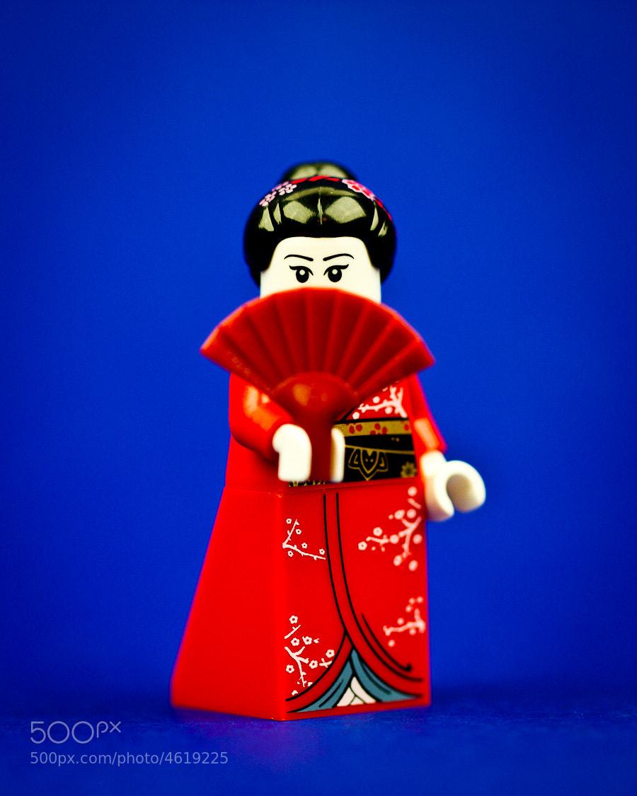 Photograph Geisha by Christian Cantrell on 500px