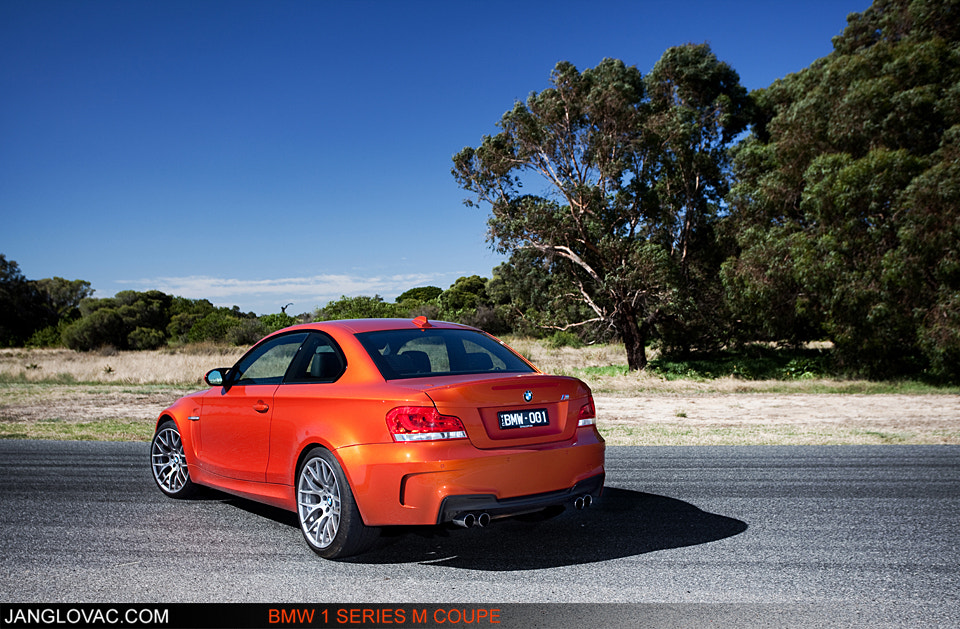 Photograph BMW 1-Series M Coupe by Jan Glovac on 500px