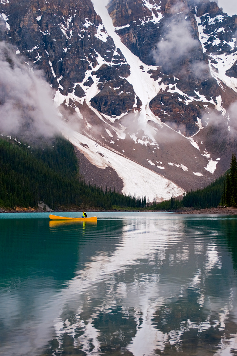Photograph Moraine Lake by Bryan Tripp on 500px