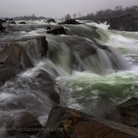 Nevergreen Falls by Navin Sarma (navinsarma)) on 500px.com
