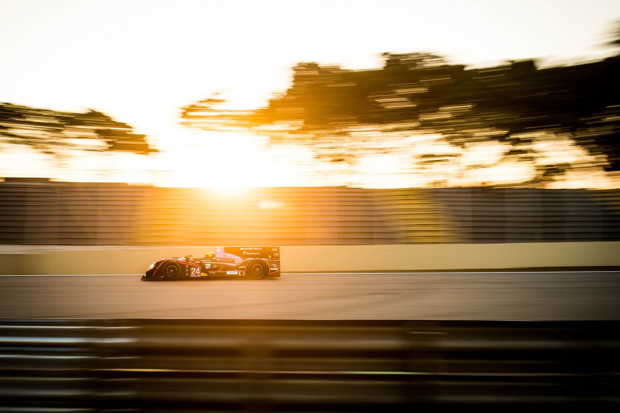 Photograph LeMans 6H of sp - Sunset by Victor Eleutério on 500px
