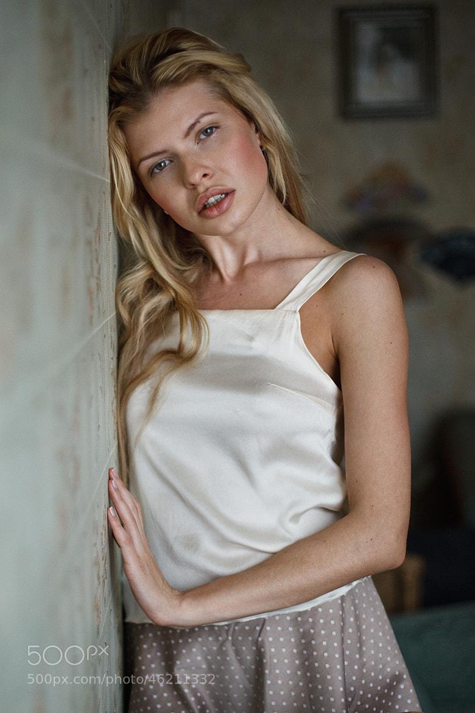 Photograph Liza by Viktor  Skorobogatov on 500px