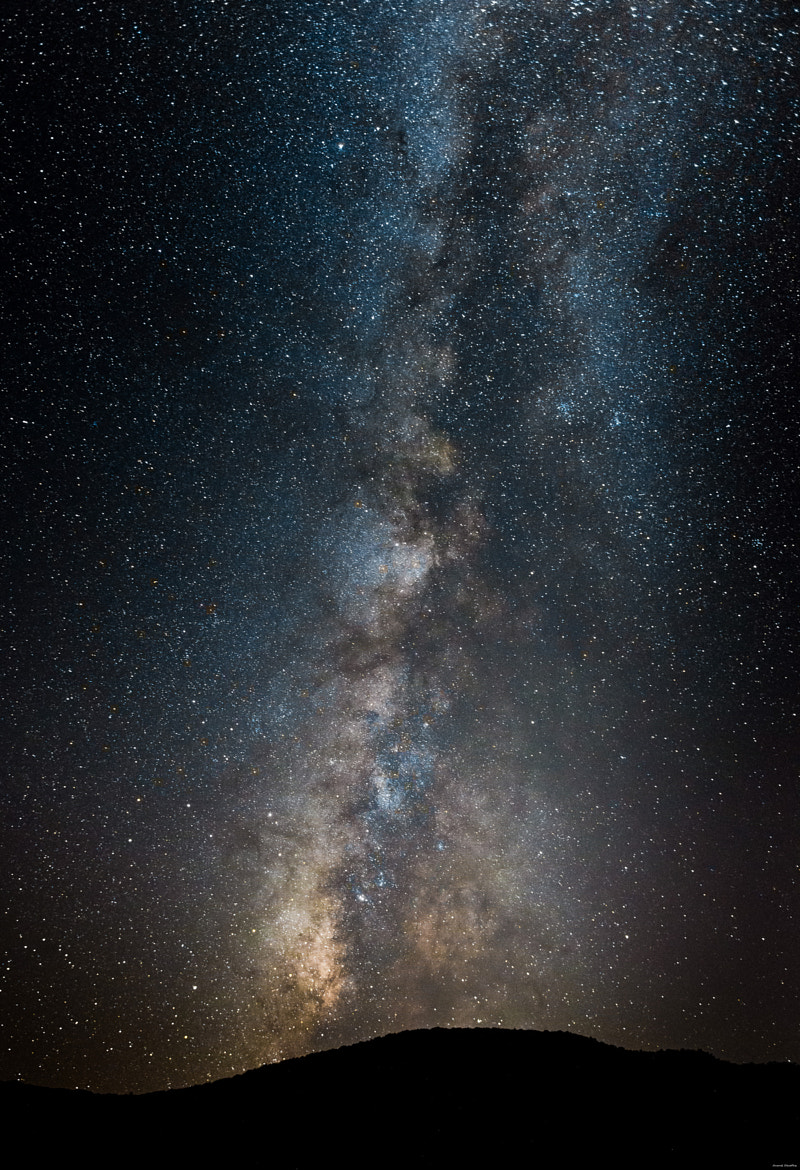 Photograph Milkyway by Anand Devatha on 500px