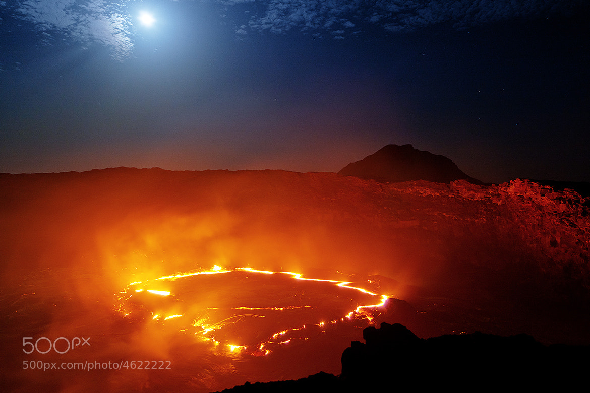 Photograph Lava Lake by xflo : w on 500px