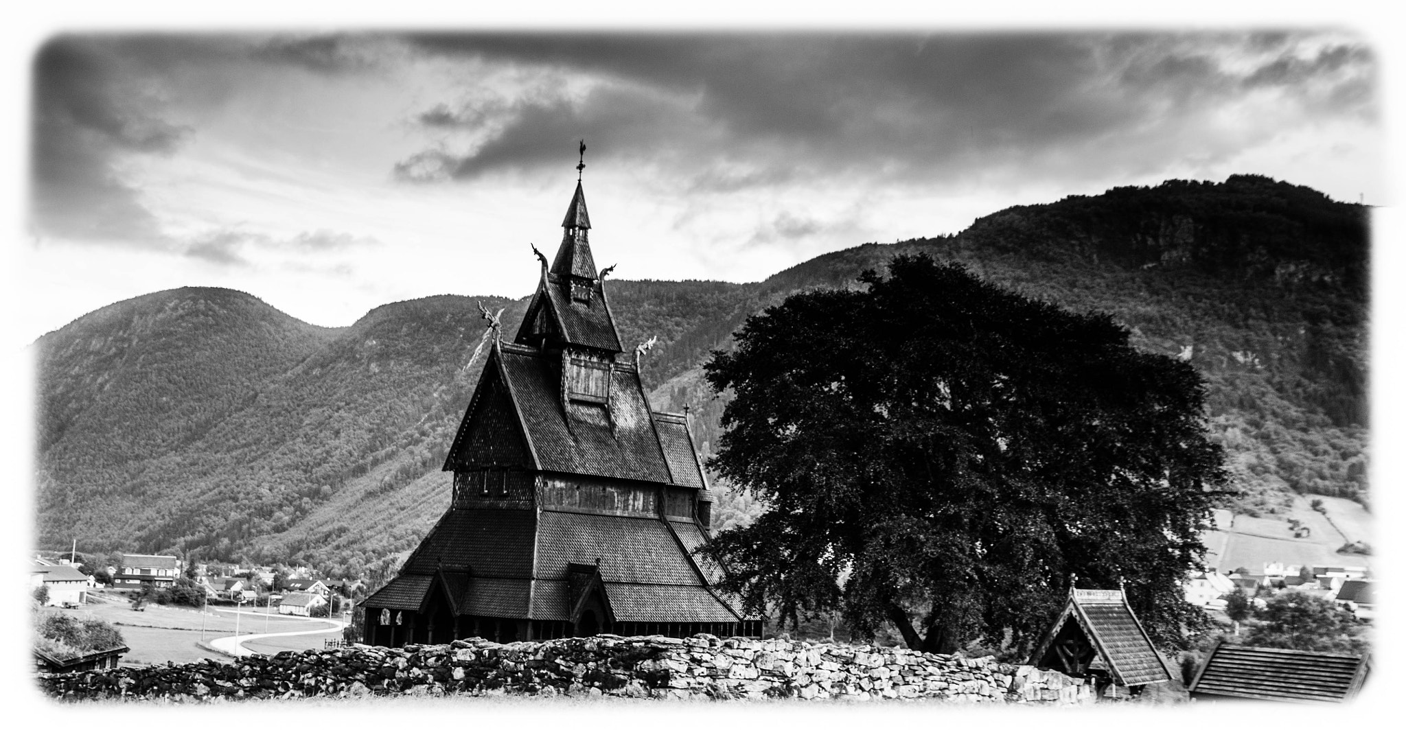 Photograph Hopperstad Stave Church by Gopal S on 500px