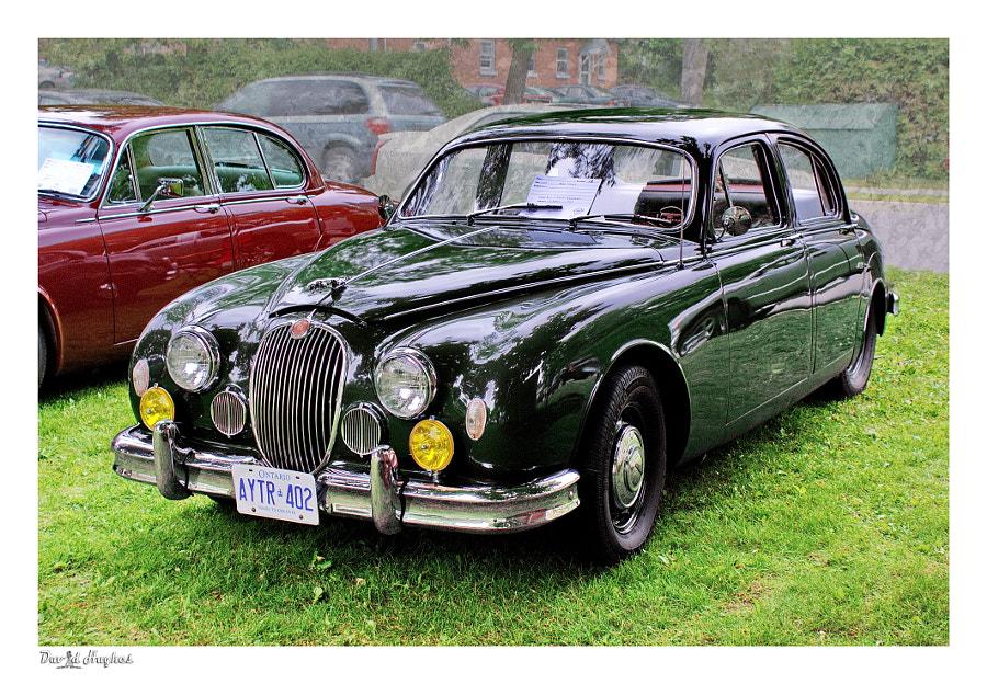 Jaguar Saloon MK1