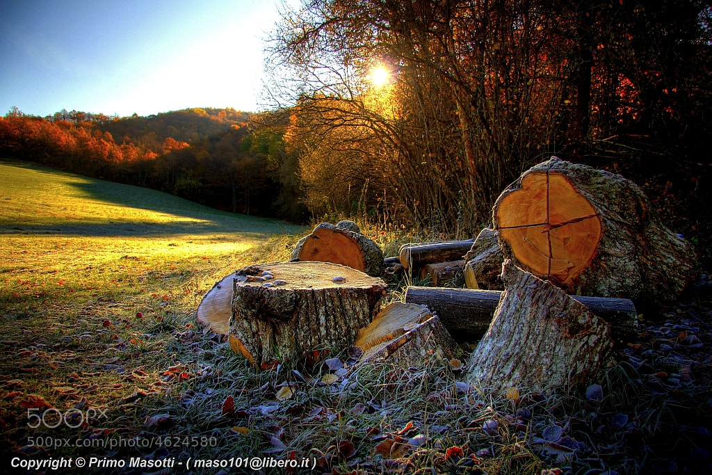 Photograph The heat and the cold of dawn - Le Lame - ( zocca modena italy ) _8421_dvd 14 - by primo masotti on 500px