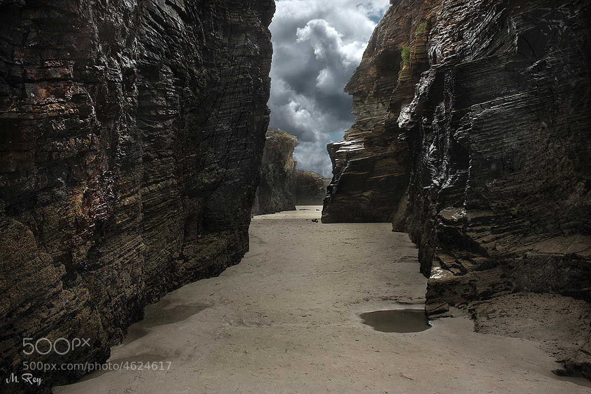 Photograph THE PASSAGE by Mónica Rey on 500px