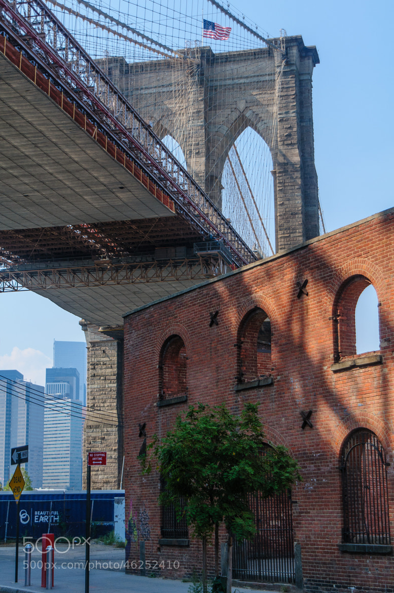 Photograph Fort Beneath The Bridge by Christopher Ryan on 500px