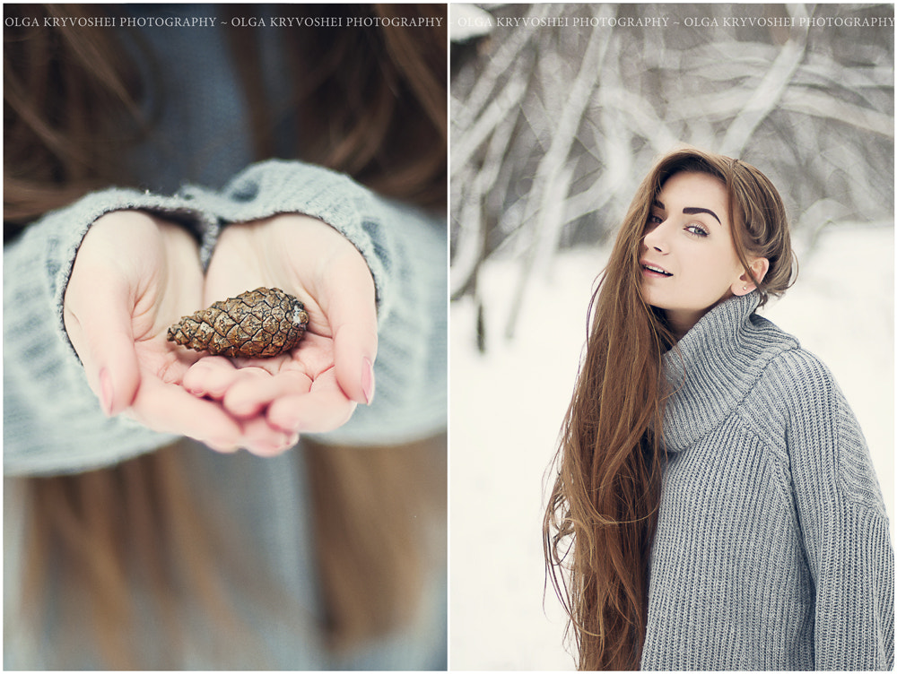 Photograph Karina by Olga  Kryvoshei on 500px