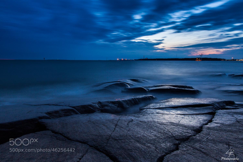 Photograph Blue by Leo Rantala on 500px