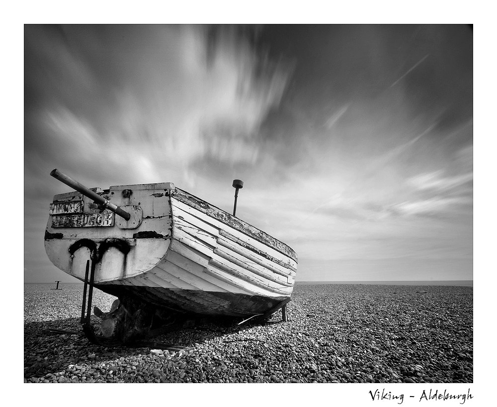 Photograph Viking - Aldeburgh by Angela  Joel on 500px