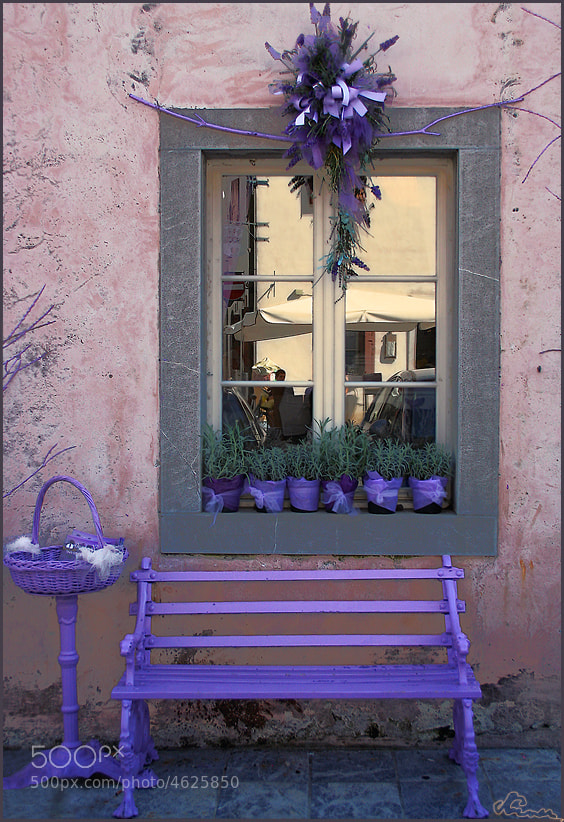 Photograph Window, Venzone by Alla  Lora on 500px