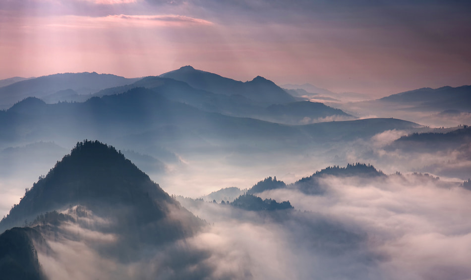 Photograph From the top by Marcin Sobas on 500px