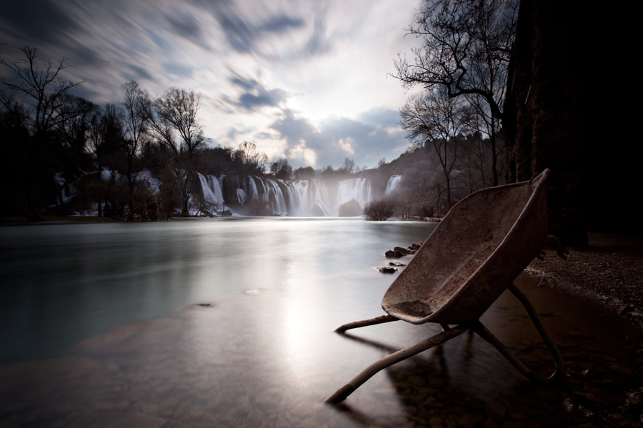 Photograph Kravice Waterfall by Mate T. Vasilj on 500px