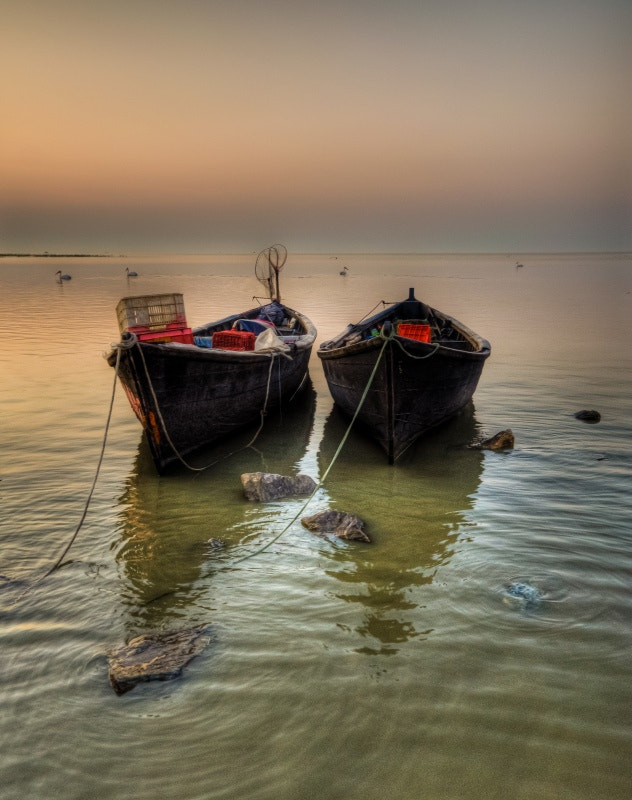 Photograph Black Boats by Nejdet Duzen on 500px