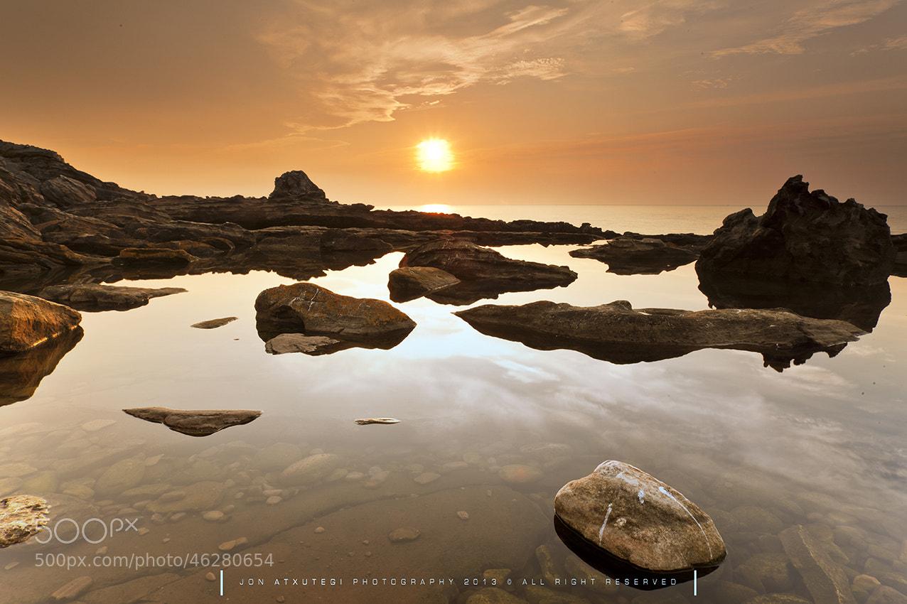 Photograph Desert sea by Jontake . . on 500px