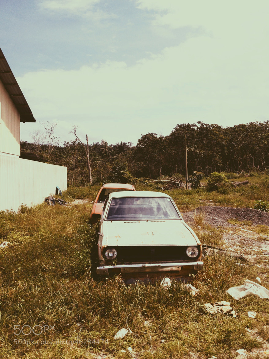 Photograph More Dead Cars by Brandon Leong on 500px