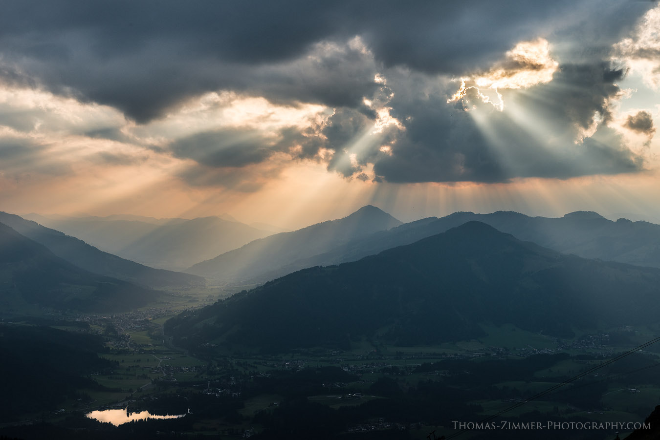 Photograph Sunrays by Thomas Zimmer on 500px