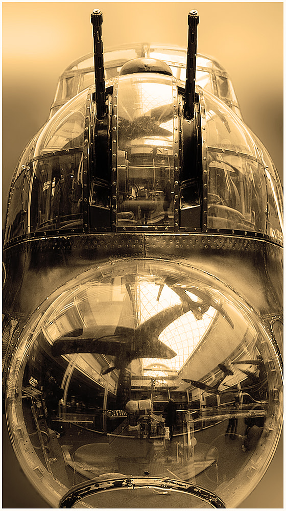 Photograph Reflections of War by Richard Bond on 500px