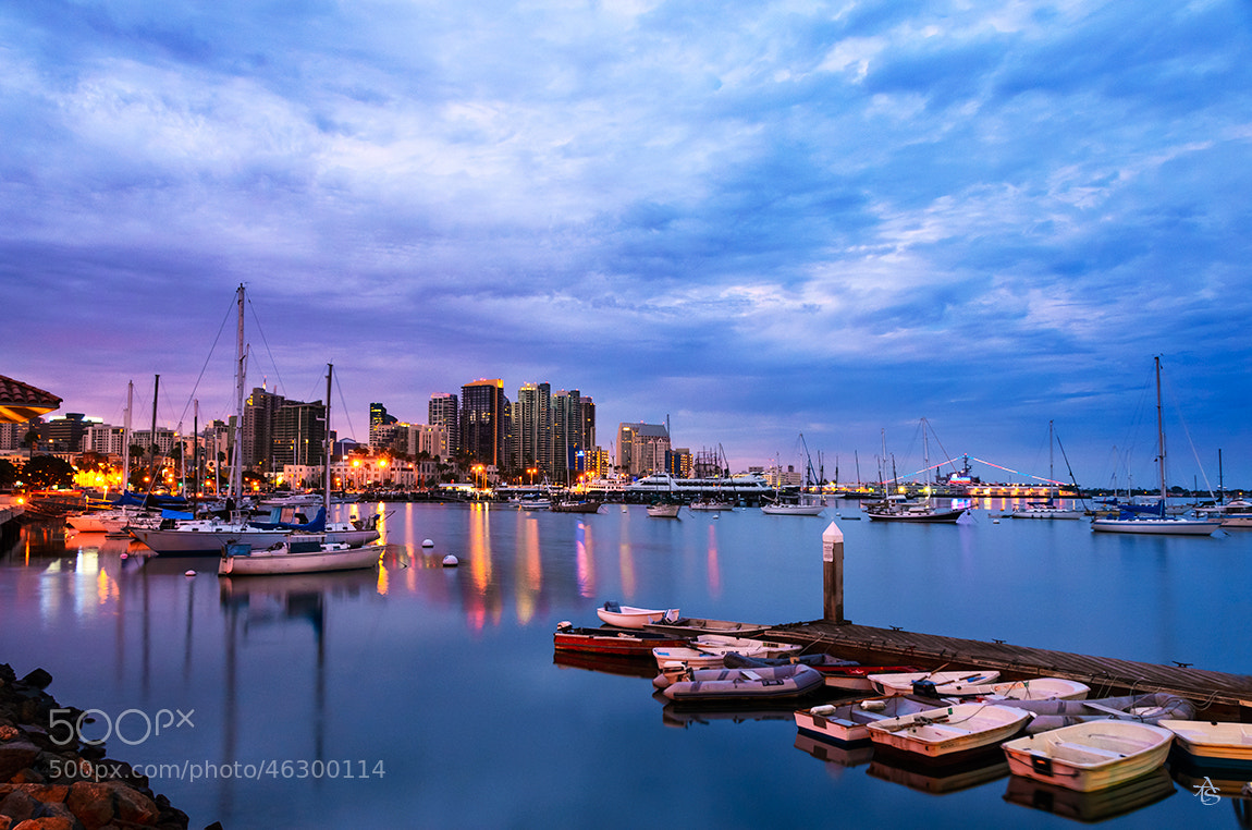 Photograph San Diego by ATS TRAN on 500px