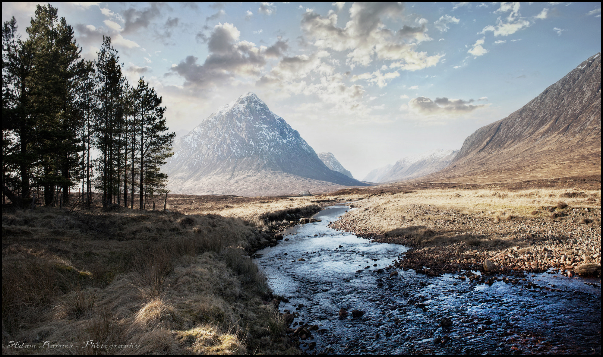 Photograph The North Of Scotland by Adam Barnes on 500px