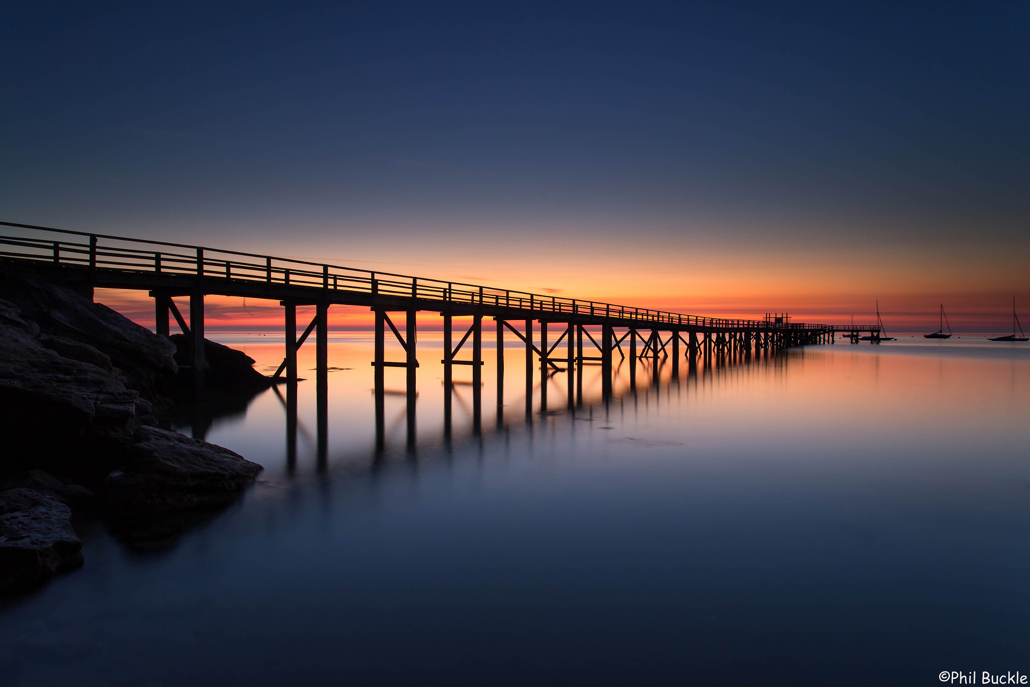 Photograph Plage Des Dames Jetty by Phil Buckle on 500px