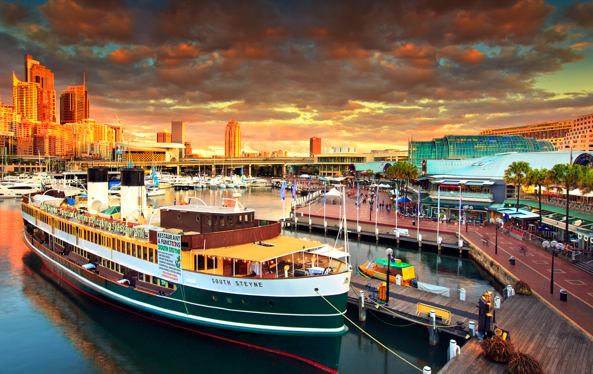 Photograph Darling Harbour by Chef'John  on 500px