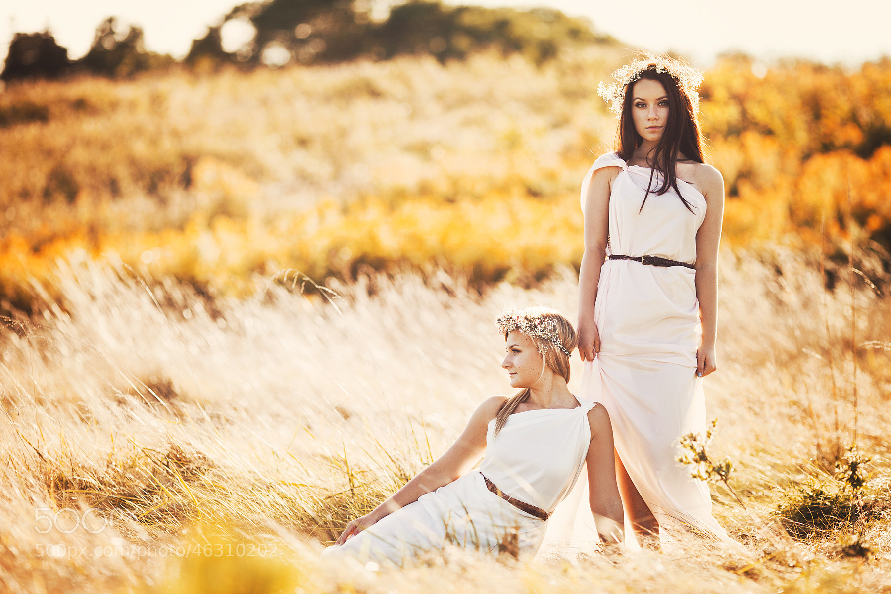 Photograph Jane & Polina II by Vanessa Paxton on 500px