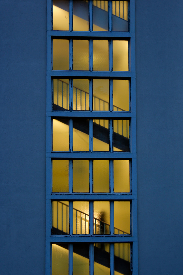 Photograph Down The Stairs by Matteo Miotto on 500px