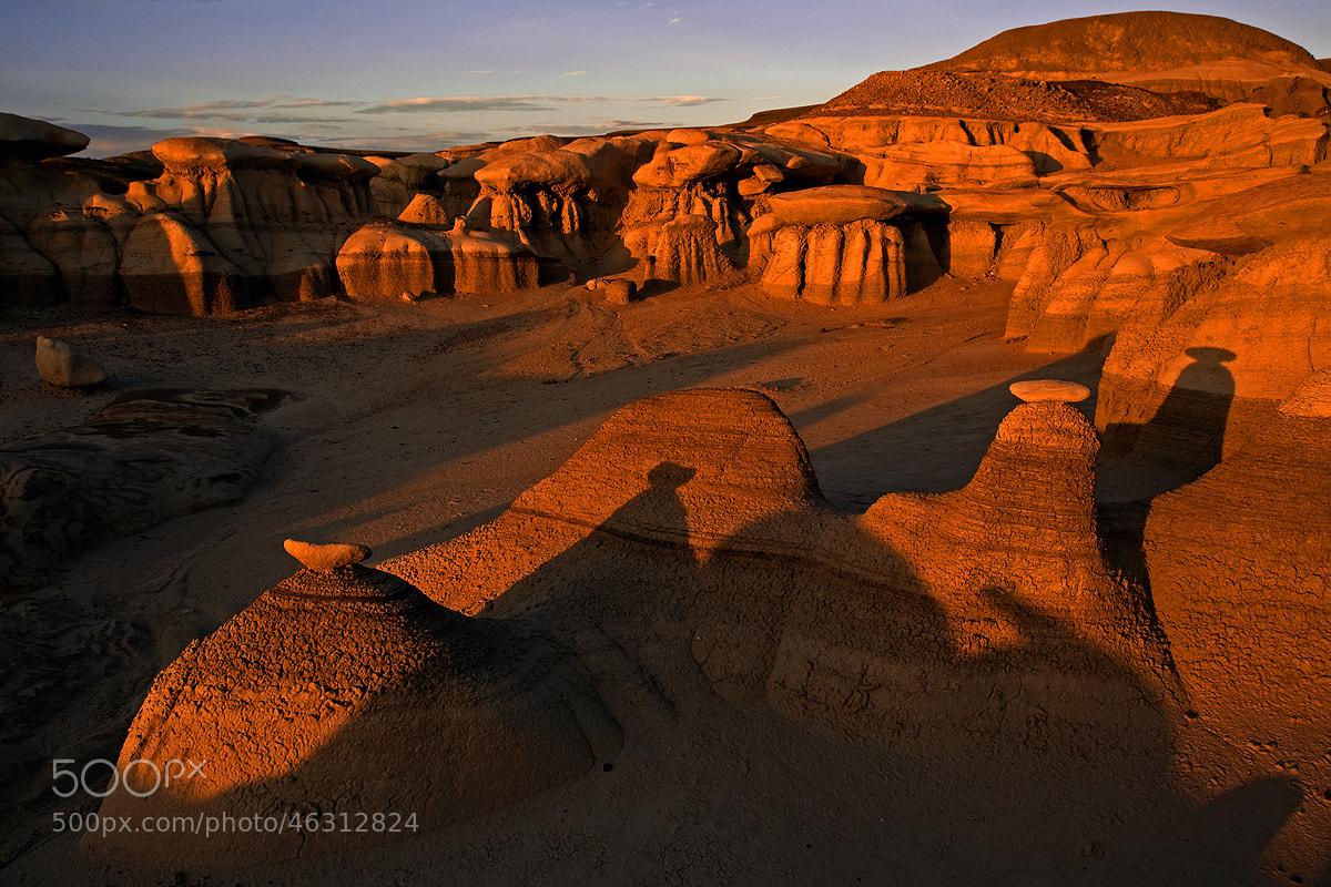 Photograph Bisti Badlands by Michael Hubrich on 500px