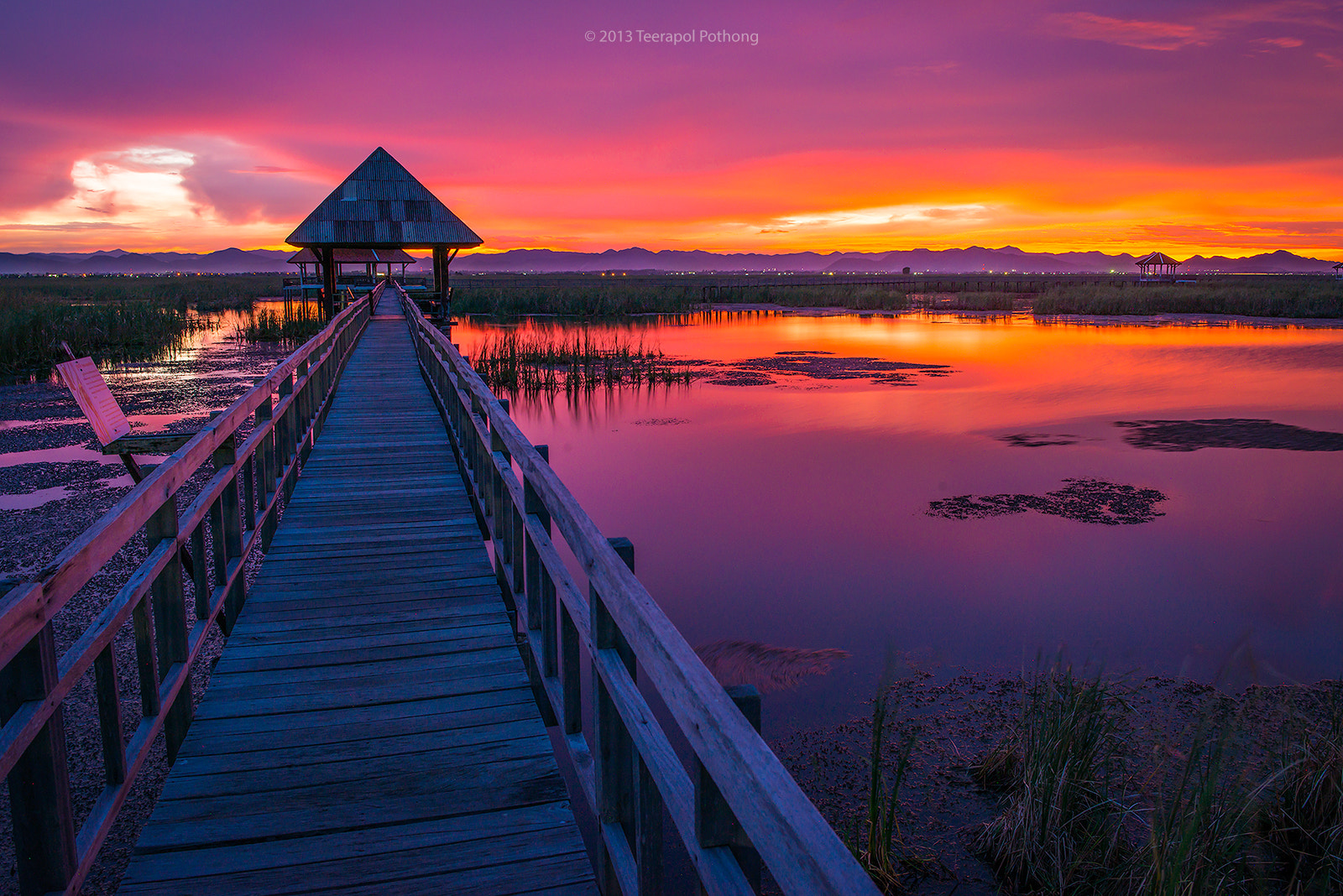 Photograph Bungbua 300 Yod in Sunset by Teerapol Pothong on 500px