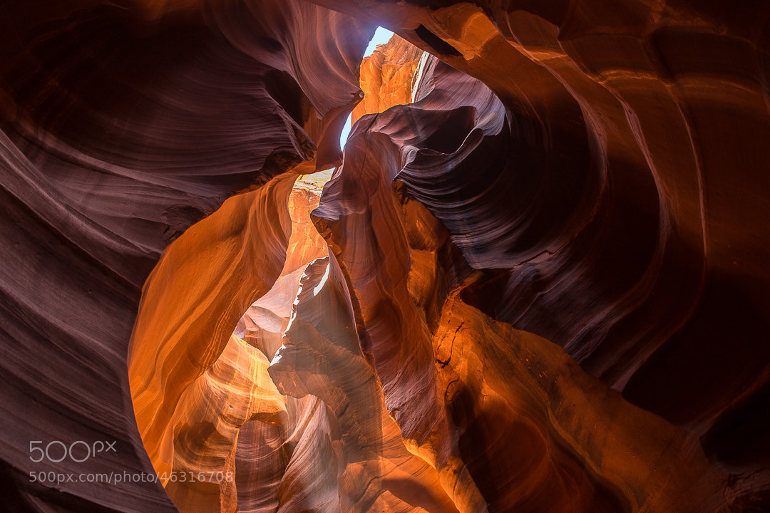 Photograph Antelope Canyon by Serge Nicolas on 500px