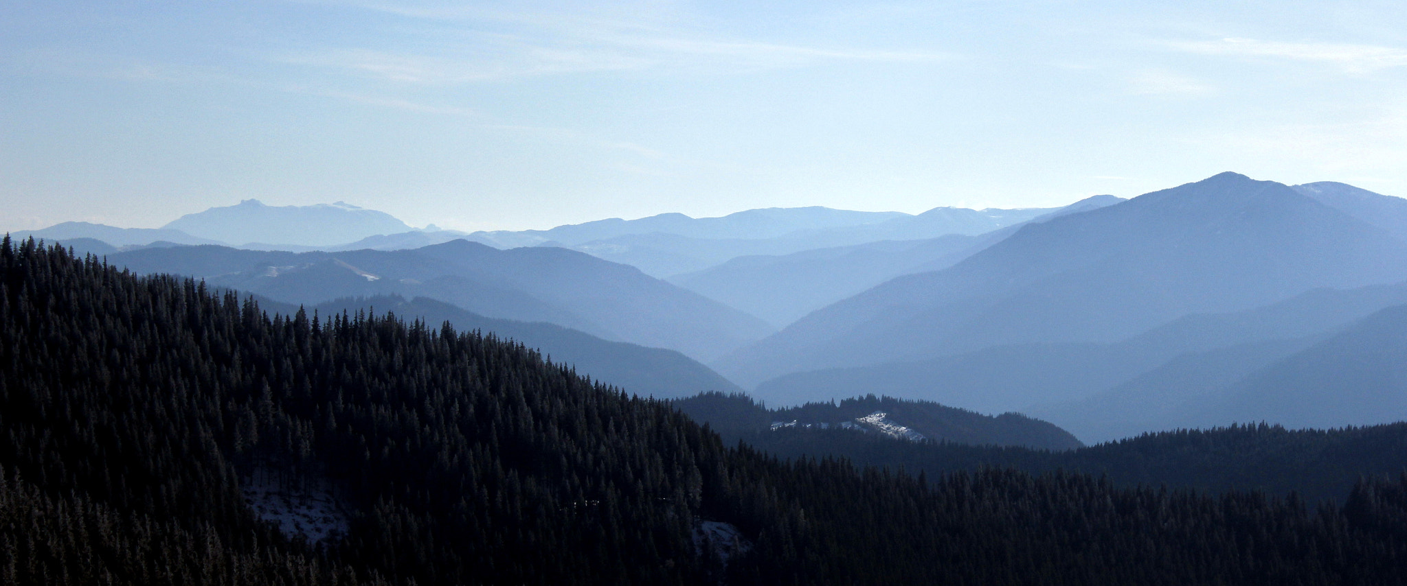 Photograph Mountain layers  by Vlad Petrescu on 500px