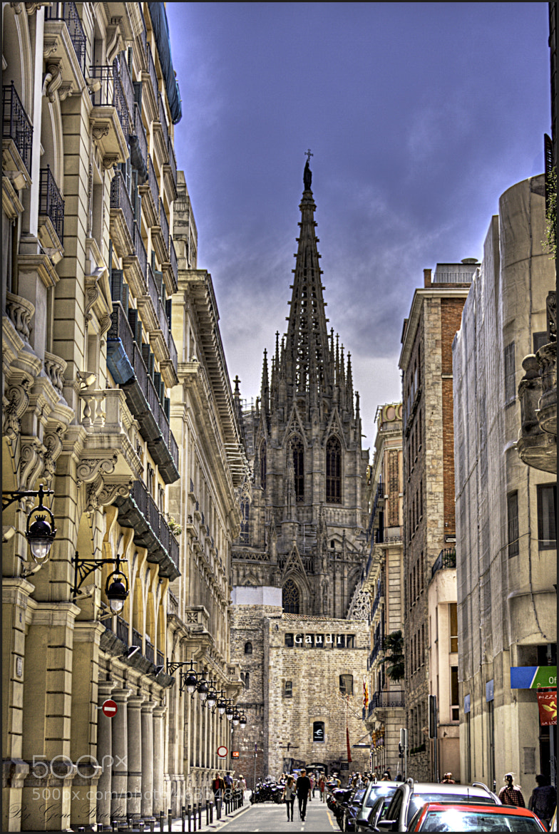 Photograph Barcelona Spain by Gene  Brooking on 500px