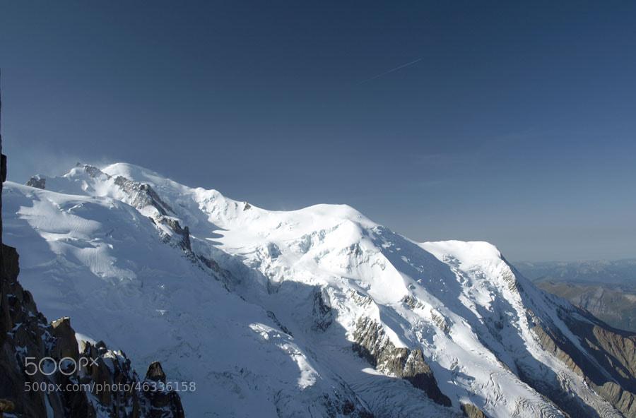 Photograph Swiss Alps by Grzegorz Kerber on 500px