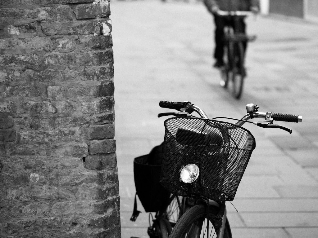 Photograph Ferrara - bicycles by Biagio De Giovanni on 500px